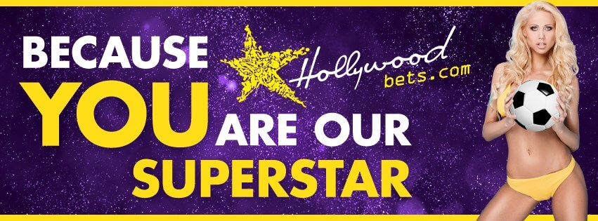 Hollywoodbets welcome offer