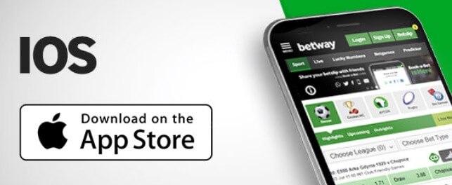 Betway Mobile App for iOS Devices