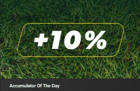 BetWinner Accumulator of the Day
